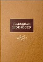 Bókarkápa þjóðsögur