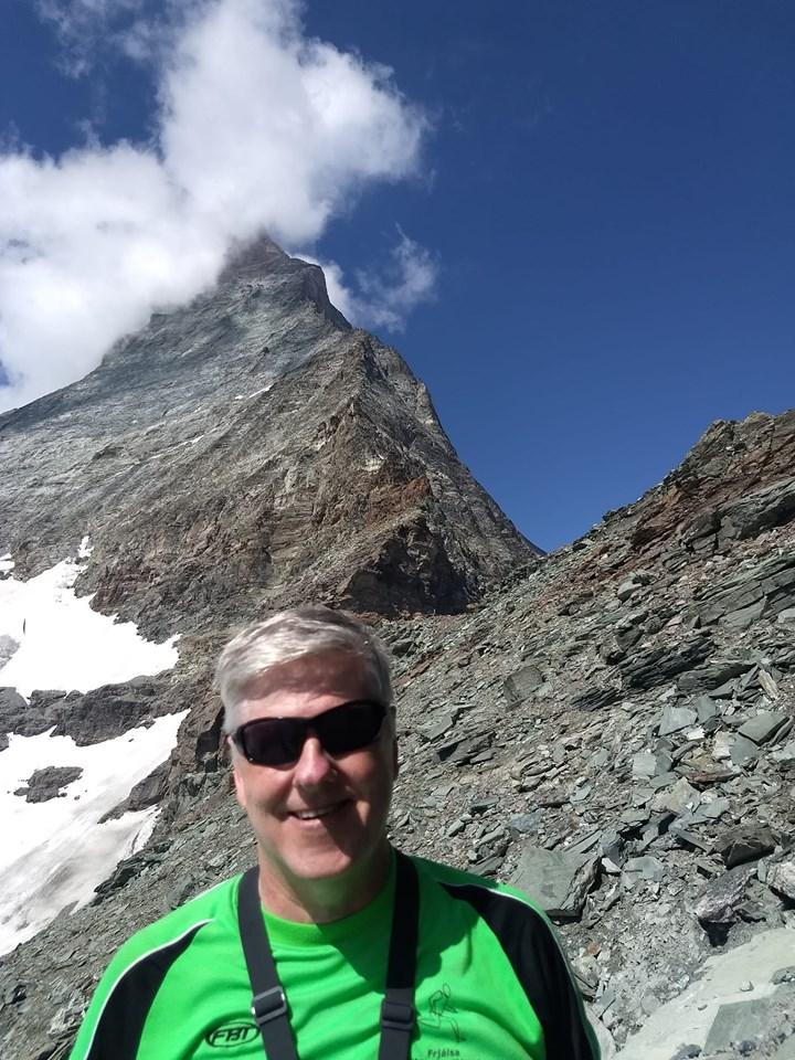 BJ á Matterhorn