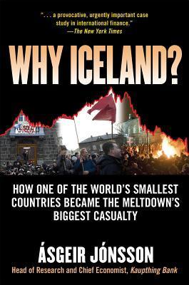 Why Iceland forsíða