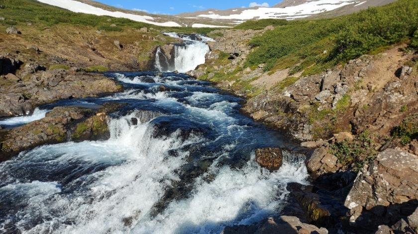 Foss í Dýrafirði